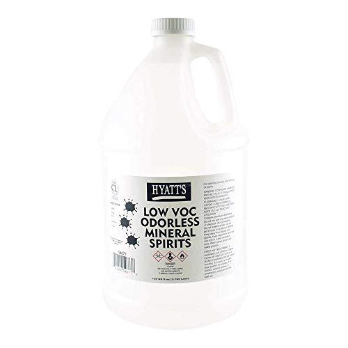 Hyatt's Low VOC Odorless Mineral Spirits Gallon Jug