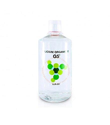 LLR-G5 silicium Organique G5 sans Conservateur 1Litre