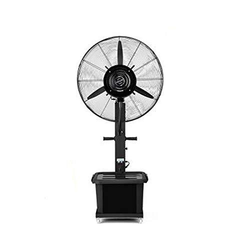 PIGE Le Ventilateur Industriel De Jet, Réservoir d'eau De 42L Ajoutent Le Commercial Extérieur De Ventilateur De Climatiseur De Plancher d'eau De Glace (Couleur : 260W 65cm(Fixed Type))