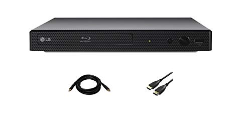 commercial LG BP350 Wi-Fi Blu-ray DVD player with HDMI connection | Remote control | Surround sound… blu ray players