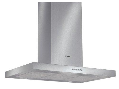 Bosch DIB097A50 - Campana (Canalizado/Recirculación, 740 m³/h, 38 Db, Isla, LED, Acero inoxidable)