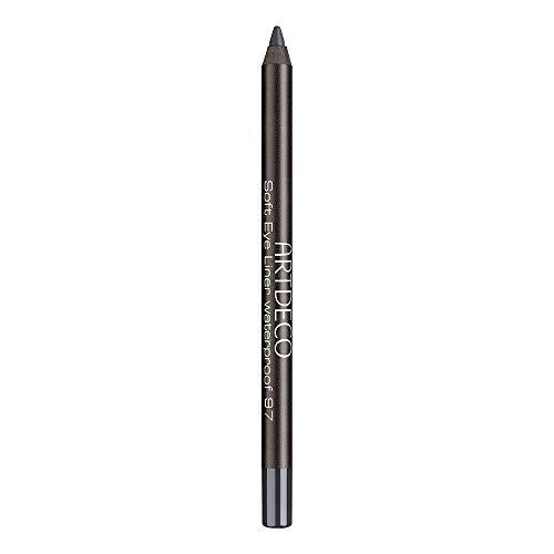 Artdeco Soft Eye Liner Waterproof Kajalstift 97A Deep Anthracite, 1.2 g