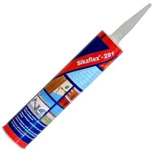 Sikaflex 291 Black Fast Cure Marine Adhesive and Sealant - Case of 24 Cartridges