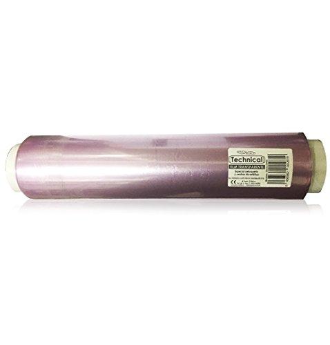 Sesiomworld VA-T361-562C Rollo de Film Osmótico Transparente Technical 30 cm x 200...