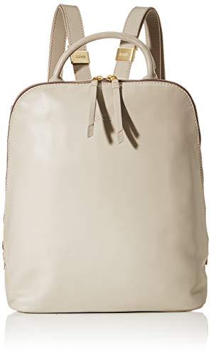 BREE Damen Toulouse 8 Rucksack, Braun (Cobblestone), 16x33x28 cm