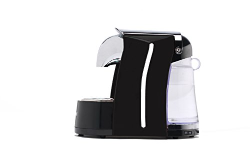 VERO, Infuso Black Coffee Capsule Machine, 20 Bar Pressure Premium Coffee Maker Machine for Home Use, 1 Year Warranty, Compatible with All Original line of Nespresso Coffee Pods + Sampler Pack