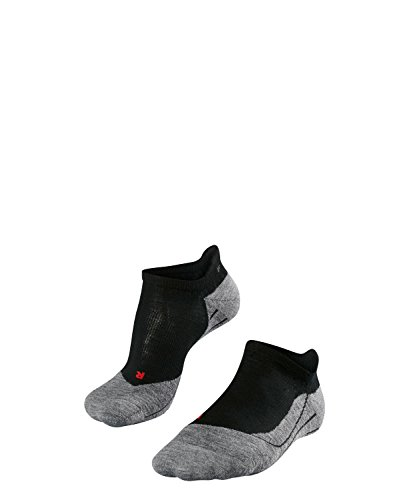 Falke Herren Socken TK5 Invisible M SO-16174, 1 Paar, Schwarz (Black-Mix 3010), 44-45