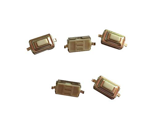 50 unids importados surcoreano luz táctil parche 2 pies 3x6x2.5 botón pequeño interruptor micro interruptor carrete