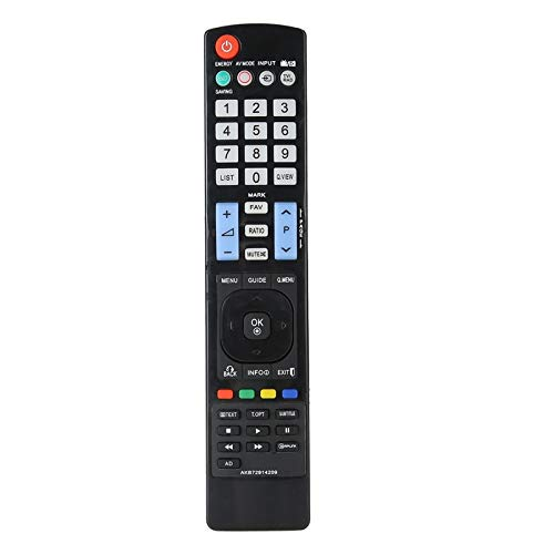 DERCLIVE Mando a distancia para LG AKB72914209 TV