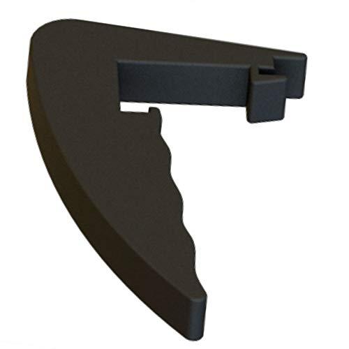 TronicXL - Impugnatura di ricambio rimovibile, compatibile con Lidl Monsieur Cuisine Connect accessori nero (1 pezzo)