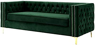Amazon.com: Meridian Furniture Taylor Collection Modern ...