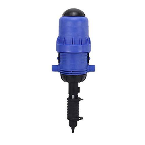 De Accionamiento Hidráulico Durchflussdosierpumpe, Düngerinjektor Inyector Para Fertilizante Químico Dispensador Dosificador De Dosificación Controlable,Azul