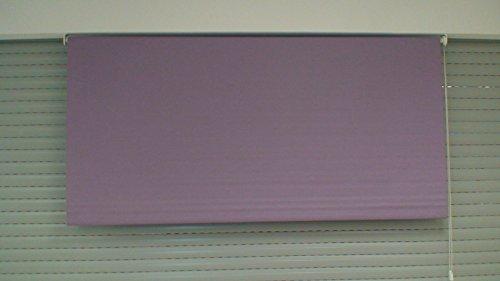 XXL venster Rollo van textiel 180 x 170 cm (B x H) paars