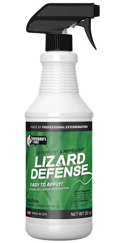 Exterminators Choice Lizard Defense Spray   32 Ounce  ...