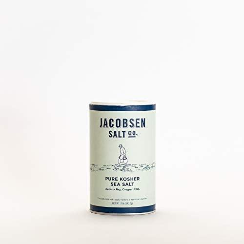 Jacobsen Salt Co Kosher Sea Salt Perfect for Seasoning Brining Baking and more product image