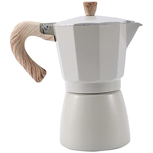 SQL Latte Mocha CoffeeFeer Maker Italian Mocha Espresso Maker es Adecuado para cafetería, Hotel, hogar (Color : 150ml)