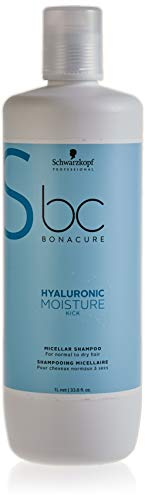 Schwarzkopf Professional BC Moisture Kick Shampoo Champú - 1000 ml