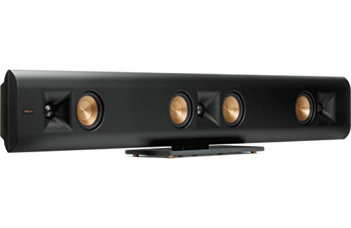 Klipsch RP-440D-SB Black Surround Home Speaker Matte Black