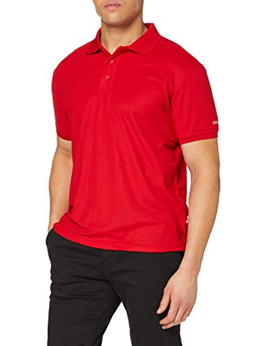 Craft Chemise Polo Pique Classic S Polo pour Homme, Rouge, S