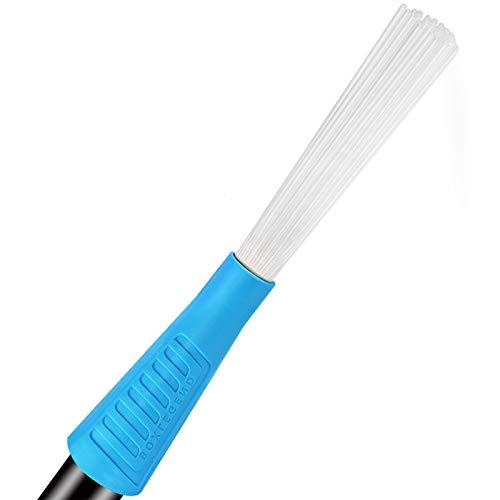 BoxLegend Staubsaugeraufsatz Dusty Brush Staubsaugerbürste Tiny Tube Universal Staubsaugeraufsatz Pinsel für Tastaturen Schubladen Auto Ecke geeignet Reinigungswerkzeuge für Mehr Vakuum