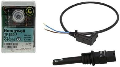 Controle TF 830.3 Honeywell met fotocel MZ 770 S + kabel als vervanging voor TF 801 m. FZ711