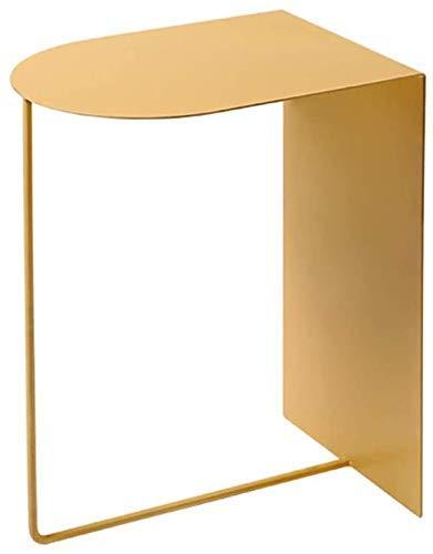Mesas de decoración de muebles Mesas de centro blancas Mesas auxiliares Extremo de mesa para computadora portátil C Hierro Moderno Soporte lateral para computadora portátil Escritorio de sobremesa