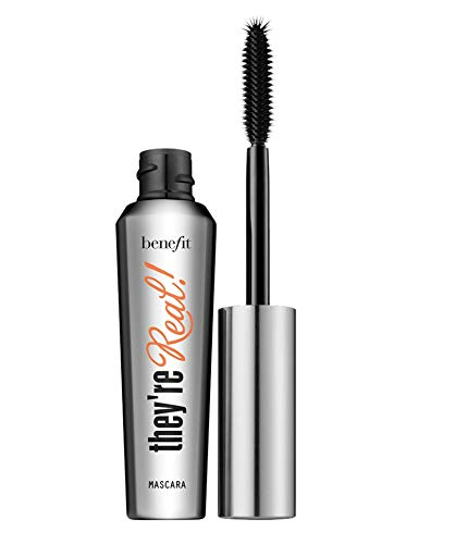Nuovo Benefit Cosmetics They 're Real! Mascara nero ~ Unboxed Full Size