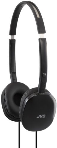 JVC HA-S160 - Auriculares de diadema abiertos, negro