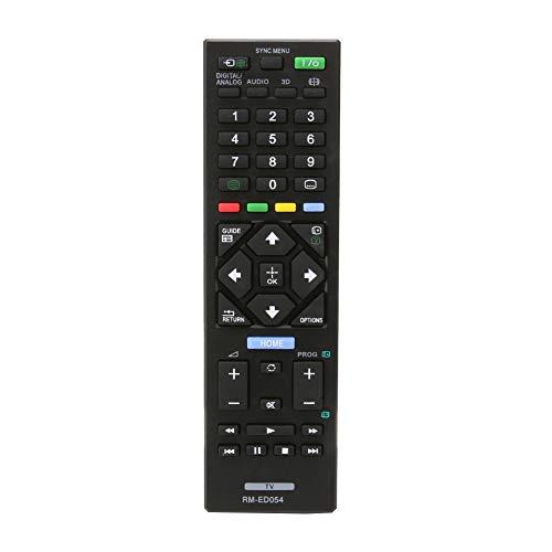 Sostitutivo RM-ED054 telecomando per sony bravia...