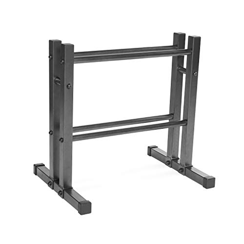 CAP Barbell 24' Utility Rack for Dumbbells, Medicine Balls and Kettlebells