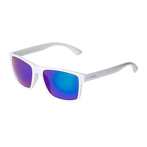 SINNER 𝗣𝗿𝗲𝗺𝗶𝘂𝗺 Sonnenbrille Herren & Damen in Mehrere Modische Farben - Männer Sonnenbrille Stylisch, Retro & Vintage Design - 100{015d5467888b9638635e8cb174832d76c763e9c332f439b3571dee916bb318f7} UV400 Schutz, Polarisiert & Nicht Polarisiert