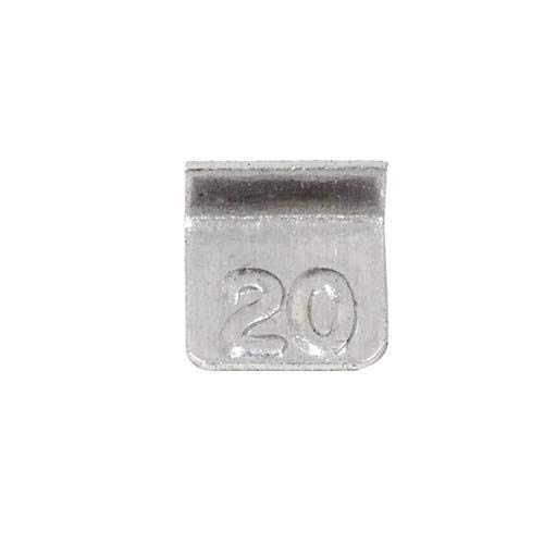 Ohaus 30391034 Weight 20 mg 7 P Outlet SALE Traceable Ranking TOP1 Class Certificate