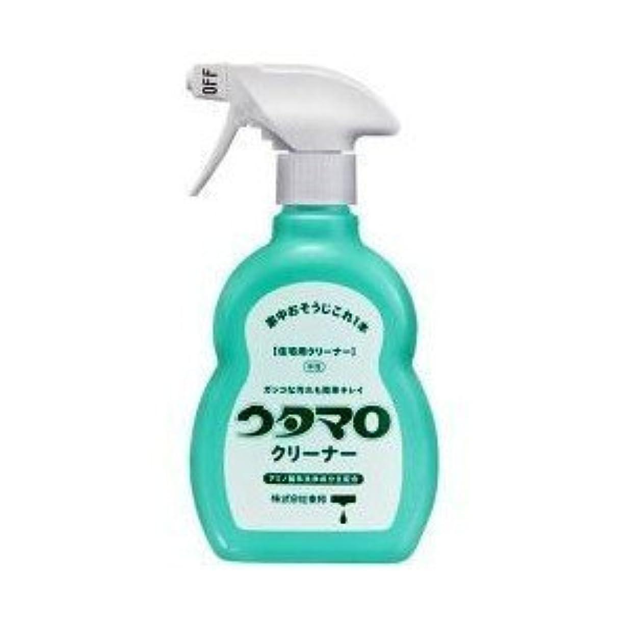 追い払う修理可能採用するウタマロ クリーナー 400ml 洗剤 住居用 アミノ酸系洗浄成分主配合 さわやかなグリーンハーブの香り