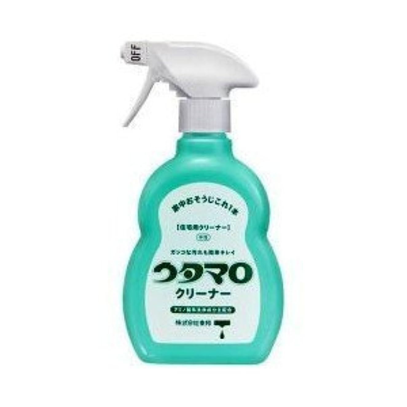 溶ける日没生理ウタマロ クリーナー 400ml 洗剤 住居用 アミノ酸系洗浄成分主配合 さわやかなグリーンハーブの香り
