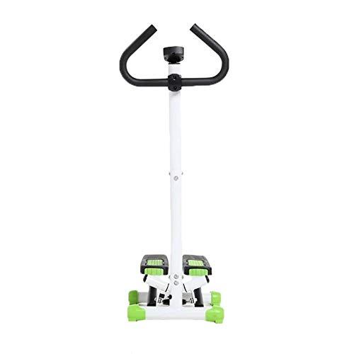 Best Bargain PengAnGuo Fitness Stepper Indoor Fitness Stair Stepper Adjustable Fitness Exercise Mach...