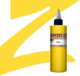 Yellow Bowery Series - Intenze Tattoo Ink - 1oz Bottle