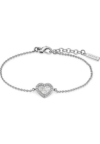 JETTE Silver Damen-Armband 925er Silber 36 Zirkonia One Size 88033451