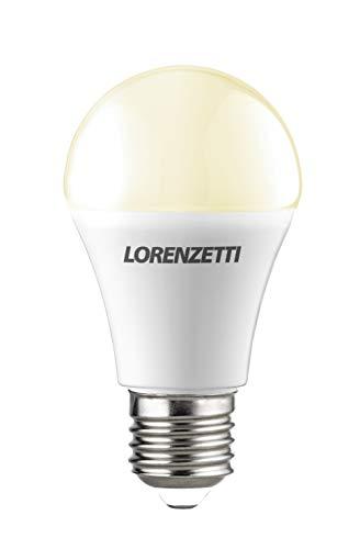 LAMPADA LED BULBO 15W AMARELA BIVOLT LORENZETTI, BASE E27