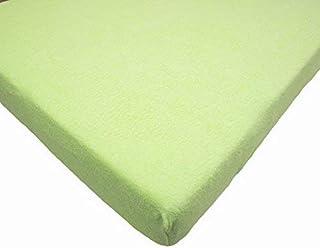 comprar comparacion La sábana ajustable para bebés se adapta a la cama de 160 x 70 - Verde