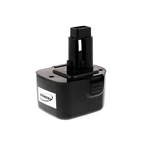 Akku für Black und Decker Bohrschrauber PS3500 3000mAh NiMH, 12V, NiMH