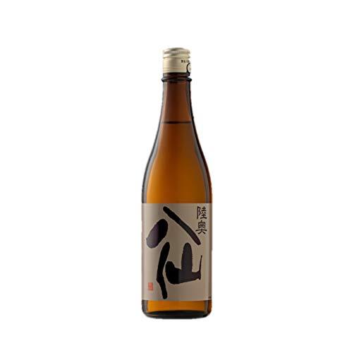 陸奥八仙 黒ラベル純米吟醸酒[火入れ]720ml