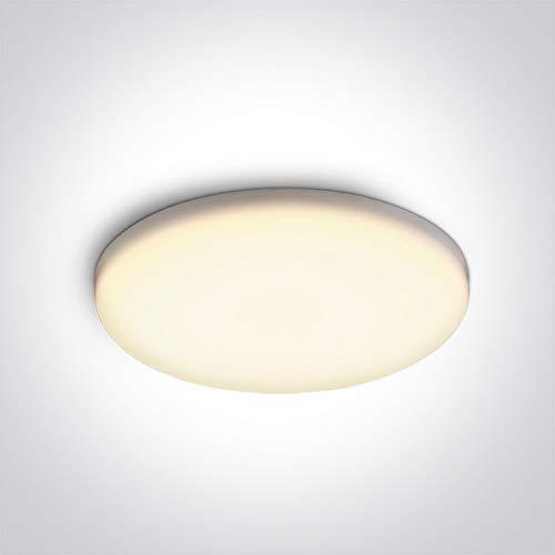 ONE Light - 10130CF/W LED sin marco 30W WW IP65 230V