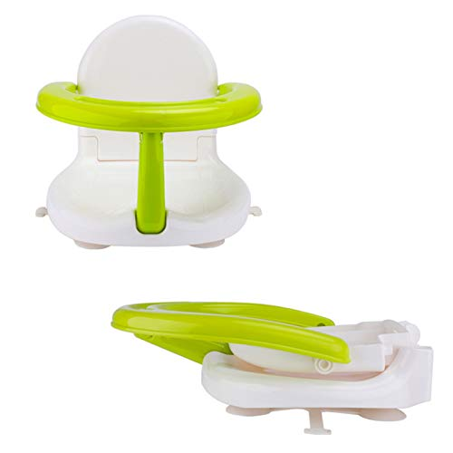 Baby Bath Seat Foldable Infant Bath Seat Baby Bath Tub Ring Chair Bathtub Seat for Toddler