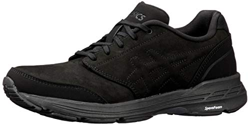 Asics Gel-Odyssey, Walking Shoe Womens, Black/Black, 41.5 EU