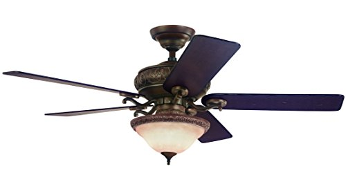 52' Vernazza 5 Reversible Blade Ceiling Fan