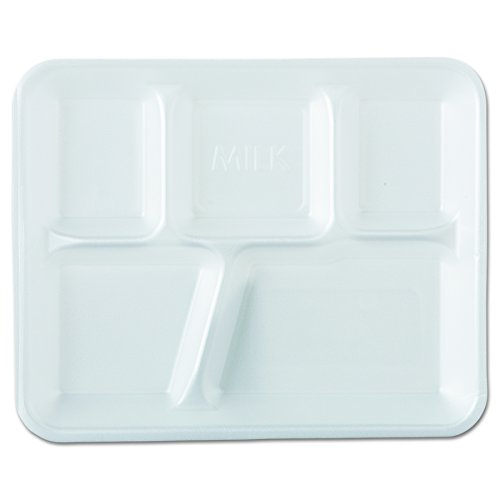 styrofoam serving trays - 1