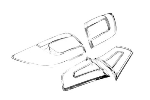 Autochrome ZV_K2553 - Embellecedor para luz trasera (cromo)