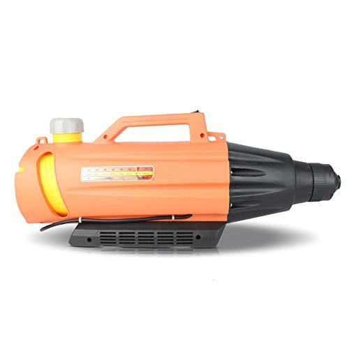 SIRUL 2L Ultra Low Capacity Atomizer, elektrische ULV Fogger Sprayer, Desinfektions-Maschine Bauernhof Büro Industrie Bewässerung Bewässerung Sprayers Home Garten Supplies,Orange