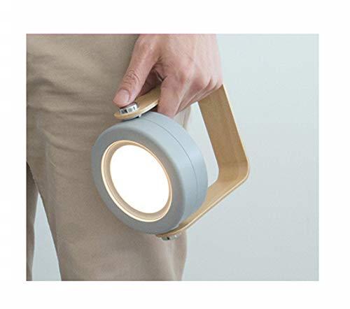 GXY Luz de linterna LED luz de noche lámpara de mesa de protección ocular plegable creativa usb nuevo regalo extraño para el hogar/gris