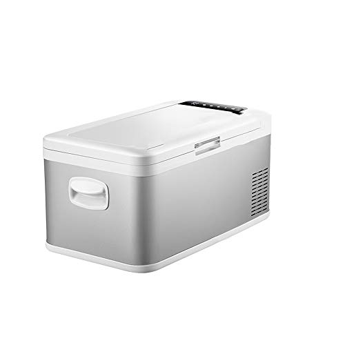 Find Bargain Portable Compressor Fridge Freezer (18/25 Litre) Mini Refrigerator AC or DC Powered Coo...